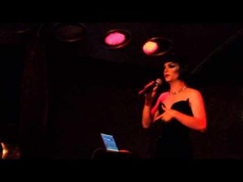 EUROVICIOUS am Dienstag den 19. Mai 2015  im Cabaret Fledermaus, mit Tamara Mascara