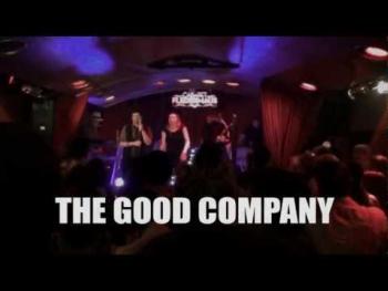 THE GOOD COMPANY - Shame, Shame, Shame Live @Cabaret Fledermaus, Vienna