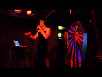 Tamara Mascara Live @ Eurovicious im Cabaret Fledermaus (2von3)