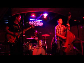 The Magic Cats live bei Cool For Cats im Cabaret Fledermaus