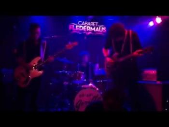 Go! Go! Gorillo live @ Cabaret Fledermaus, Vienna - Bang Bang (8.3.2012)