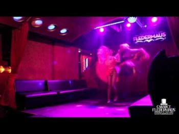 Der Faschingsdienstag im Cabaret Fledermaus