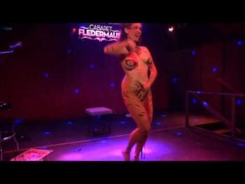 La Dandizette - Let me go Wild at Cotton Candy Club / Cabaret Fledermaus